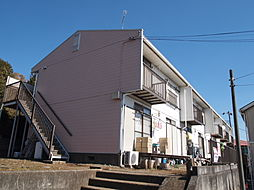 コーポふじまき[201号室]の外観