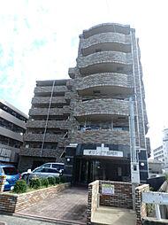 オリンピア那珂川[3階]の外観
