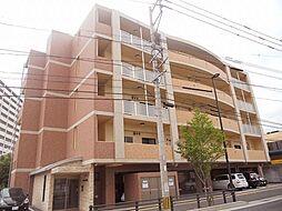 福岡県福岡市東区馬出6丁目の賃貸マンションの外観