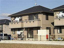 [タウンハウス] 岡山県倉敷市日吉町 の賃貸【/】の外観