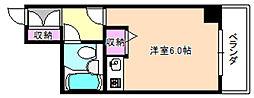 Mプラザ津田駅前壱番館[2階]の間取り