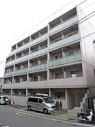 ドミール西馬込[1階]の外観