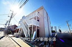 東武伊勢崎線 春日部駅 徒歩6分の賃貸アパート