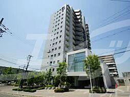 大阪府吹田市竹見台4丁目の賃貸マンションの外観