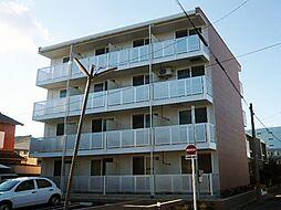 愛知県岡崎市明大寺町字耳取の賃貸マンションの外観