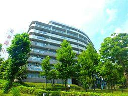 東京都稲城市長峰3丁目の賃貸マンションの外観