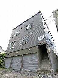 [テラスハウス] 北海道小樽市潮見台2丁目 の賃貸【/】の外観