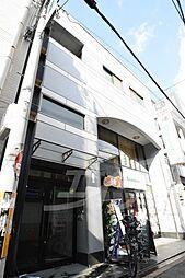 大阪府大阪市中央区難波千日前の賃貸マンションの外観