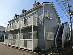 千葉県千葉市緑区おゆみ野2丁目の賃貸アパートの外観