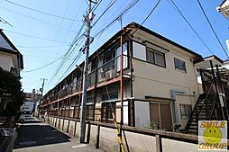 コーポ飯塚5号棟[101号室]の外観