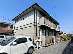 栃木県下都賀郡壬生町緑町2丁目の賃貸アパートの外観