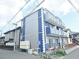 スカイビュー番田[301号室]の外観