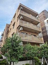 東京都府中市西府町2丁目の賃貸マンションの外観