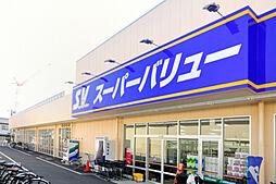 東京都福生市志茂の賃貸マンションの外観
