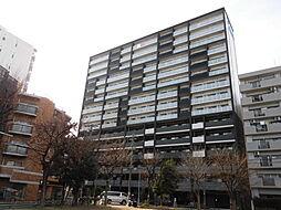 大阪府大阪市東淀川区東中島4丁目の賃貸マンションの外観