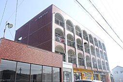 愛知県額田郡幸田町大字深溝字立石の賃貸マンションの外観