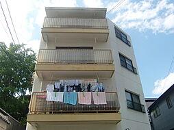 兵庫県神戸市灘区神前町3丁目の賃貸マンションの外観