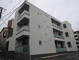 東京都大田区北糀谷1丁目の賃貸アパートの外観