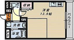 サンフォレスト成和[2階]の間取り