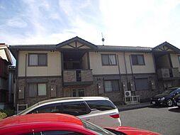 埼玉県戸田市笹目北町の賃貸アパートの外観