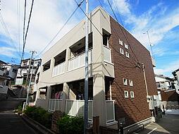兵庫県神戸市垂水区泉が丘2の賃貸マンションの外観