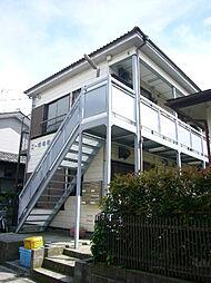 コーポ中村[2階]の外観