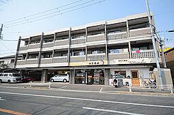 ソシア加茂[2階]の外観