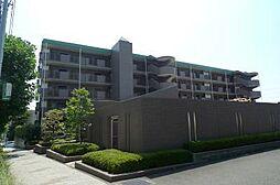 神奈川県横浜市青葉区荏田北3丁目の賃貸マンションの外観