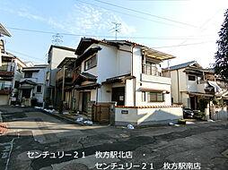 [一戸建] 大阪府枚方市野村元町 の賃貸【/】の外観