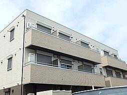 椿ヴィレッジ[3階]の外観