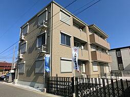 千葉県千葉市中央区若草1丁目の賃貸アパートの外観