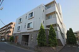 千葉県市川市入船の賃貸マンションの外観