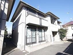 神奈川県座間市緑ケ丘5丁目の賃貸アパートの外観