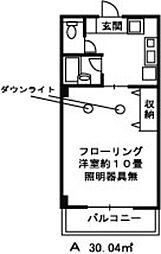 メゾンド・エフ2[0202号室]の間取り
