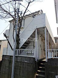 ピュアハウス三ツ沢下町[101号室]の外観