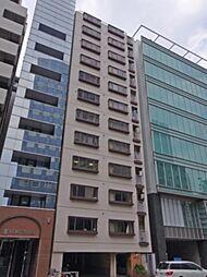 芝マンション[8階]の外観
