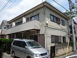 宮川ハイツ[201号室]の外観