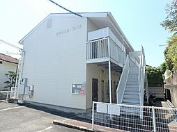大阪府箕面市外院3丁目の賃貸アパートの外観