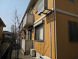 CASA TSUZUKI[202号室]の外観