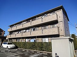埼玉県草加市小山2の賃貸アパートの外観