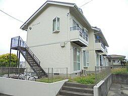 神奈川県横浜市磯子区岡村8丁目の賃貸アパートの外観