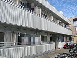 ウォンザハイムB棟[109号室]の外観