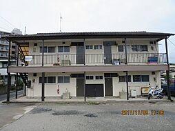 渡邊アパート[202号室]の外観