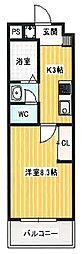Antica bella casa[4階]の間取り