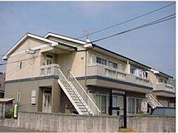 福岡県福岡市東区土井1丁目の賃貸アパートの外観