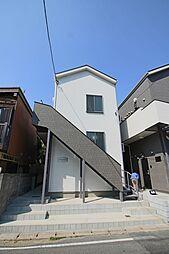 千葉県習志野市津田沼3丁目の賃貸アパートの外観