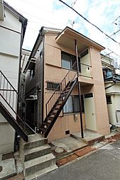 本庄町ハイツ(アシケンハイツ)[2階]の外観