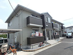 埼玉県さいたま市緑区大字中尾の賃貸アパートの外観