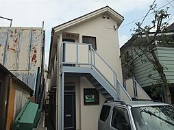 東京都練馬区谷原3丁目の賃貸アパートの外観