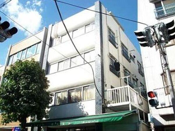 東京都品川区大崎2丁目の賃貸マンション